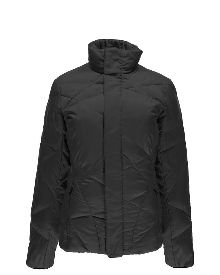 WOMEN'S GEARED SYNTHETIC DOWN JACKET