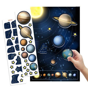 Magnetic Space Poster
