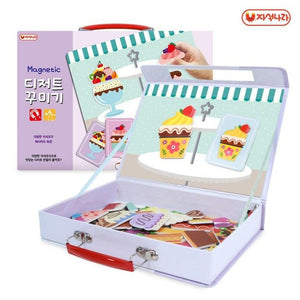 Magnetic Play – Desserts