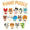 Funny Puzzle – Animal