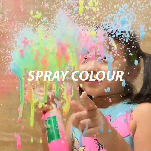 SnowKids – Spray Colour