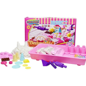 ChokChok Sand Play - Dessert Cafe Set