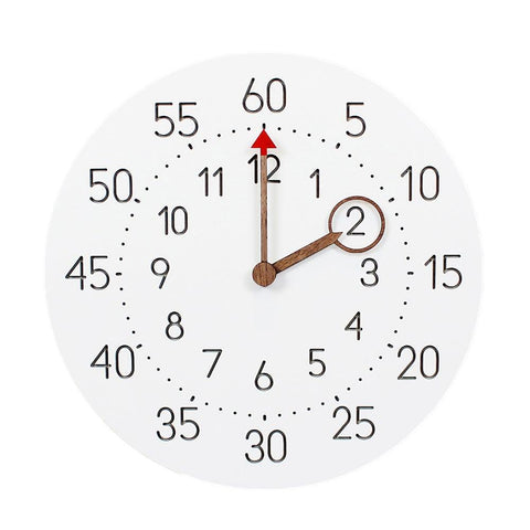 TOKI EDU Wall Clock