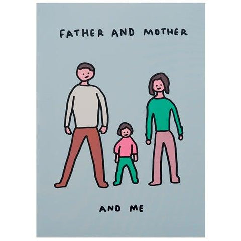 A3 Poster – Family