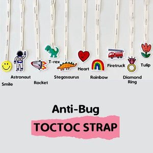 Anti-Bug Toc Toc Strap