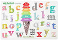 Magnetic Word – Alphabet (Upper / Lower)