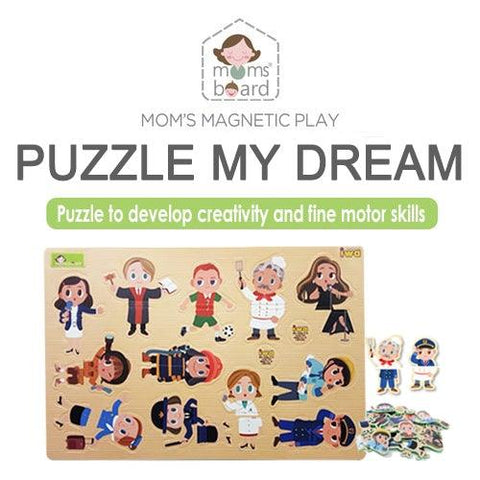 Magnetic Puzzle – My Dream (Opp)