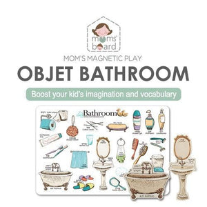 Magnetic Objet – Bathroom