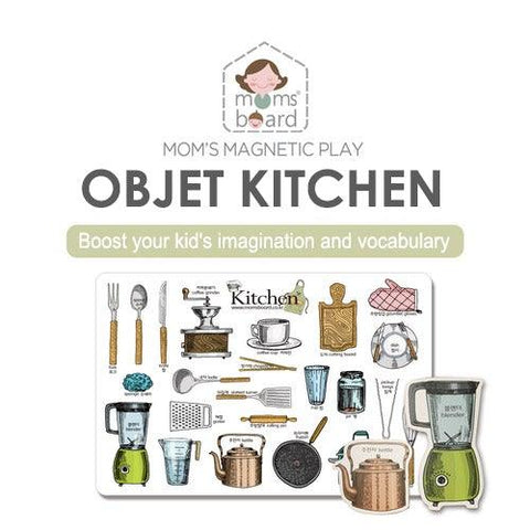 Magnetic Objet – Kitchen