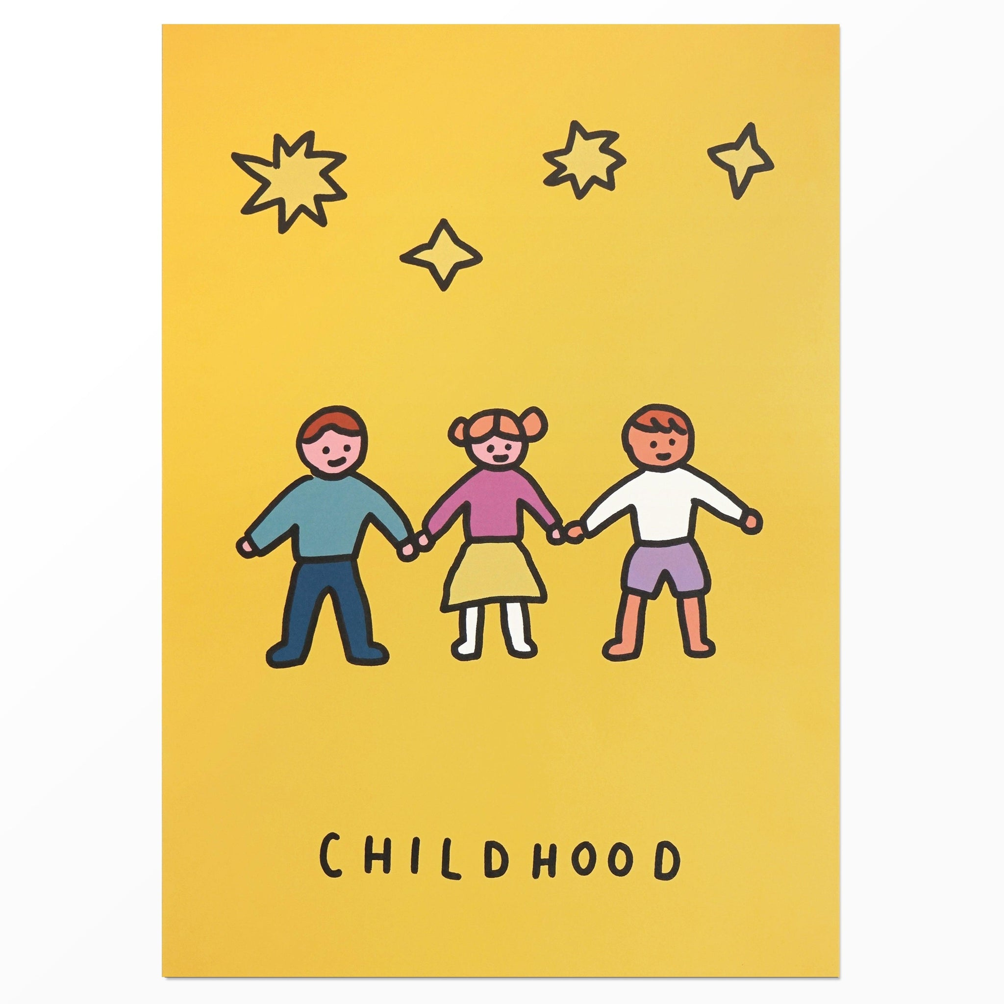 A3 Poster – Childhood