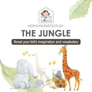 Magnetic Objet – The Jungle