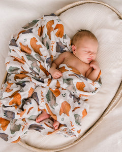 Bear Swaddle Wrap