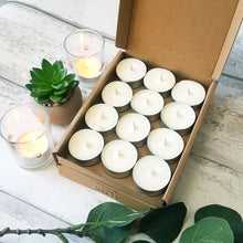 Load image into Gallery viewer, Soy Wax Tealights (Scented) - KICA Living
