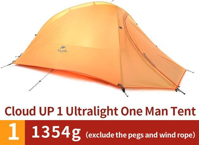 1-2 Person Double-layer Camping Tent