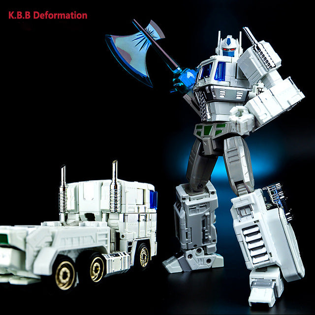 18cm  Transformation G1 robot Toy Metal Diecast Collection