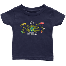 Load image into Gallery viewer, My World #2 Infant T-Shirt