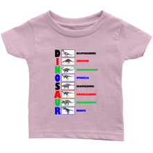 Load image into Gallery viewer, Dictionaryosaurus Infant T-Shirt