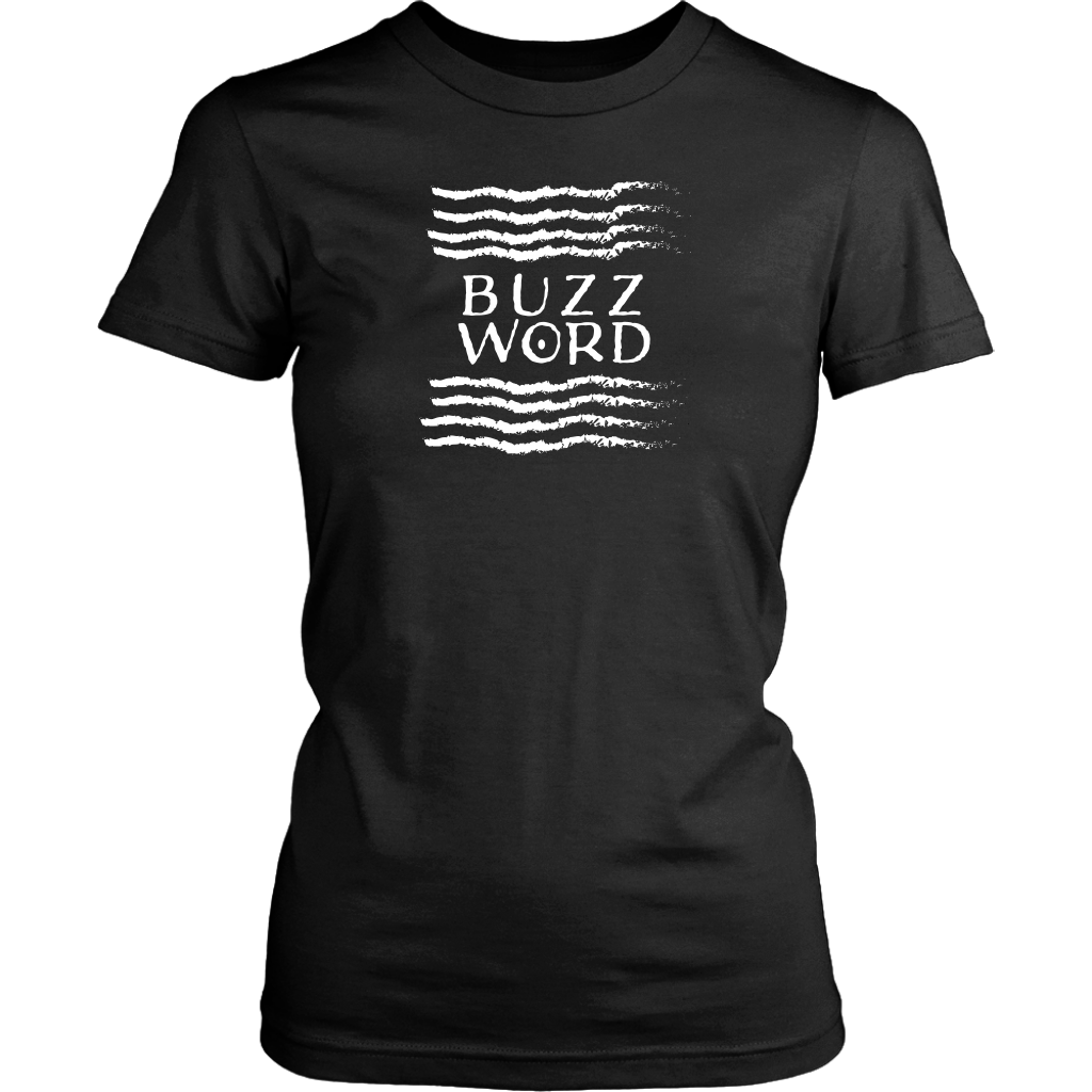 BUZZ WORD Women's T-Shirt