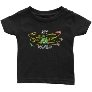 My World #2 Infant T-Shirt