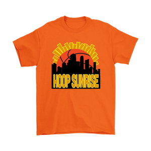 Hoop Sunrise - Men's T-Shirt
