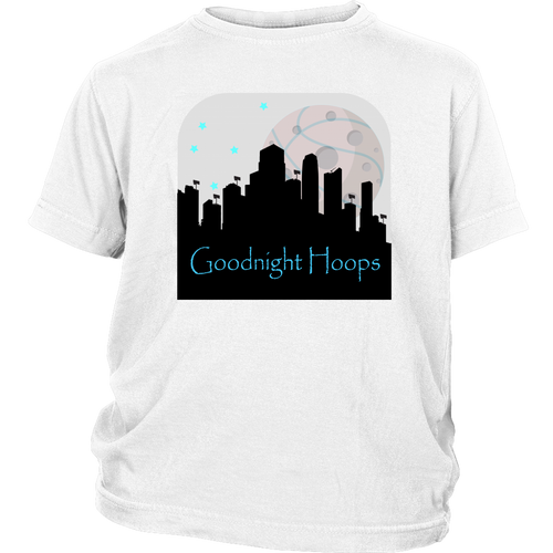 Goodnight Hoops - Youth T-Shirt