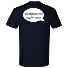 Load image into Gallery viewer, Digital Dance Lessons Men's t-shirt