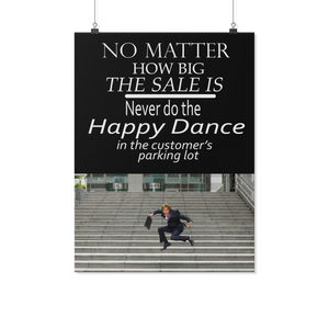 Don't Do The Happy Dance
