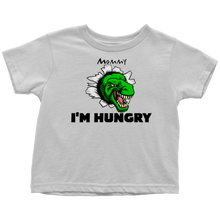 Load image into Gallery viewer, I'm Hungry -Toddler T-Shirt