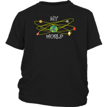 Load image into Gallery viewer, My World Youth T-Shirt