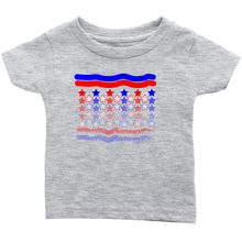 Load image into Gallery viewer, Stars and Stripes Infant Shirt