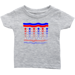 Stars and Stripes Infant Shirt