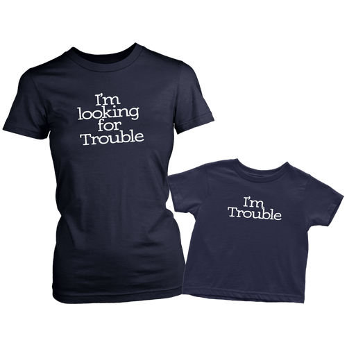 Trouble Combo T-Shirts