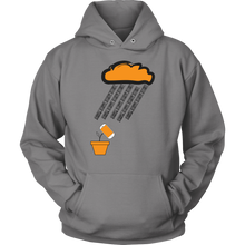Load image into Gallery viewer, Raining Cats & Dogs Unisex Hoodie