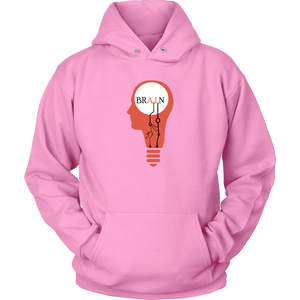Brain on A.I. Artificial Intelligence Unisex Hoodie