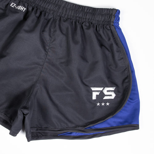 InFightStyle EZ-Fight Muay thai Training Short - Blue