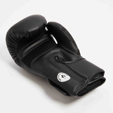 Load image into Gallery viewer, InFightStyle Enfused Muay Thai Boxing Glove - Black