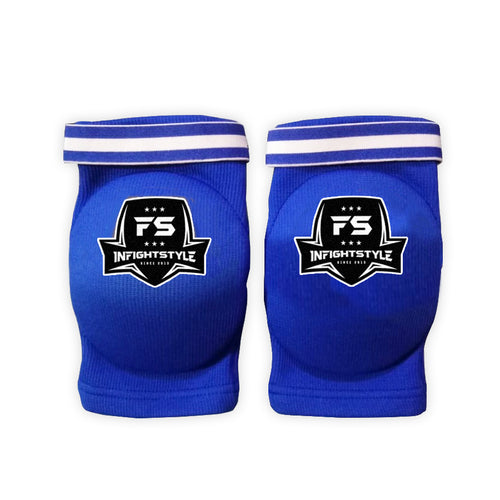 Infightstyle Elbow Pads Training/Competition -Blue