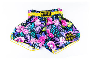 InFightstyle - Sunshine Pink Collection - Muay Thai Short