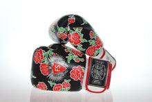 "Load image into Gallery viewer, InFightStyle ""Roses"" Muay Thai Boxing Gloves - InFightStyle Muay Thai Gear, Boxing Gloves"