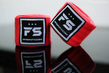 Load image into Gallery viewer, Infightstyle Muay Thai/Boxing Hand Wraps