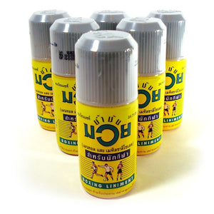 Namman Muay Thai Boxing Liniment 120ML