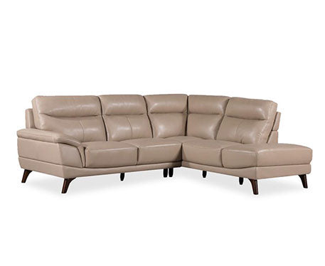 Carol Top Grain Leather Sofa Collection