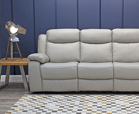 Juliet Leather Sofa Collection