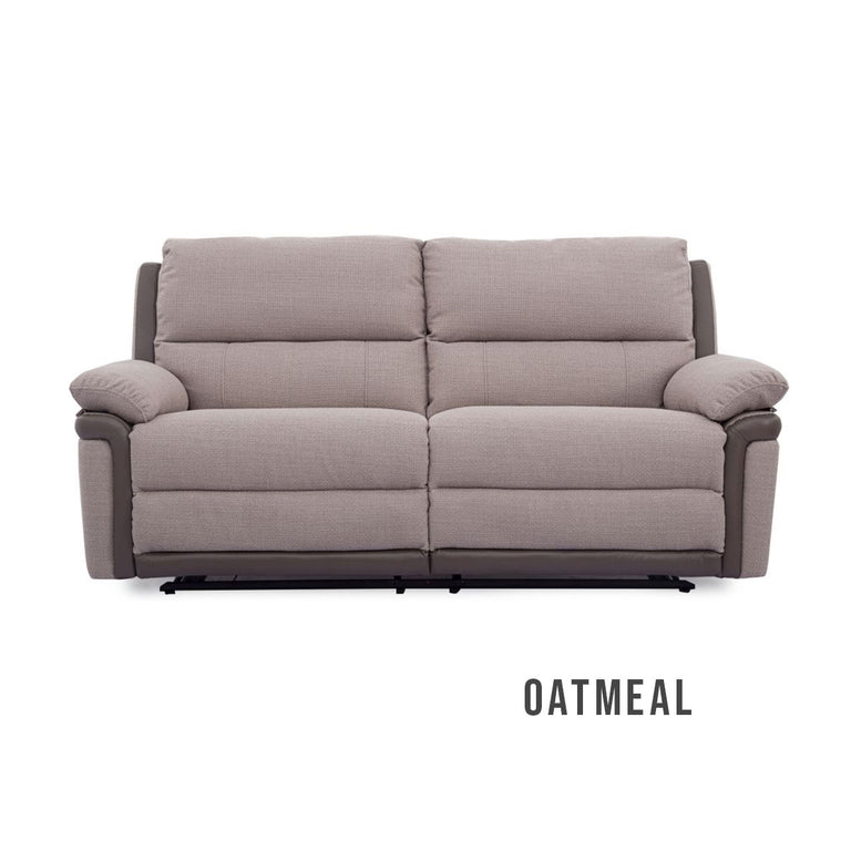 Alexandra 3 Seater Recliner Sofa