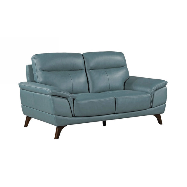 Carol Two Seater Top Grain Leather Sofa