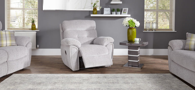 Milano Manual Recliner Chair