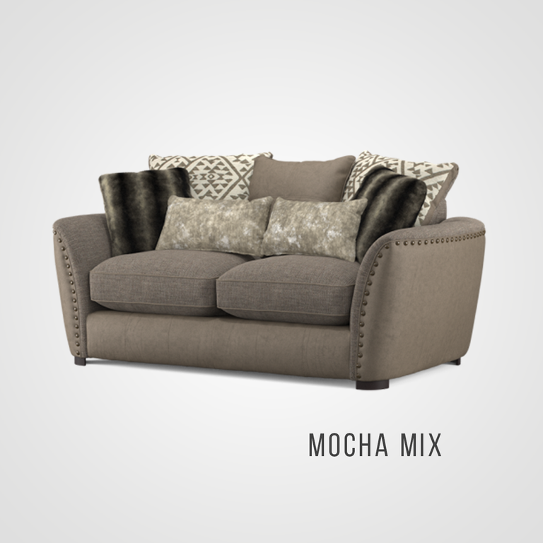 Cavendish Pillow Back 2 Seater Sofa