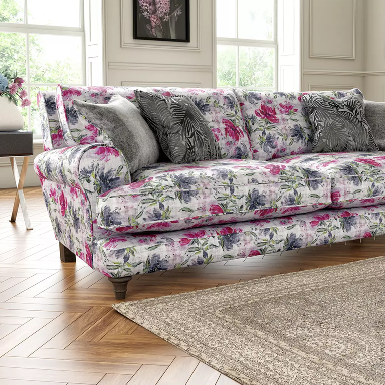 Deborah Formal 2 Seater Sofa