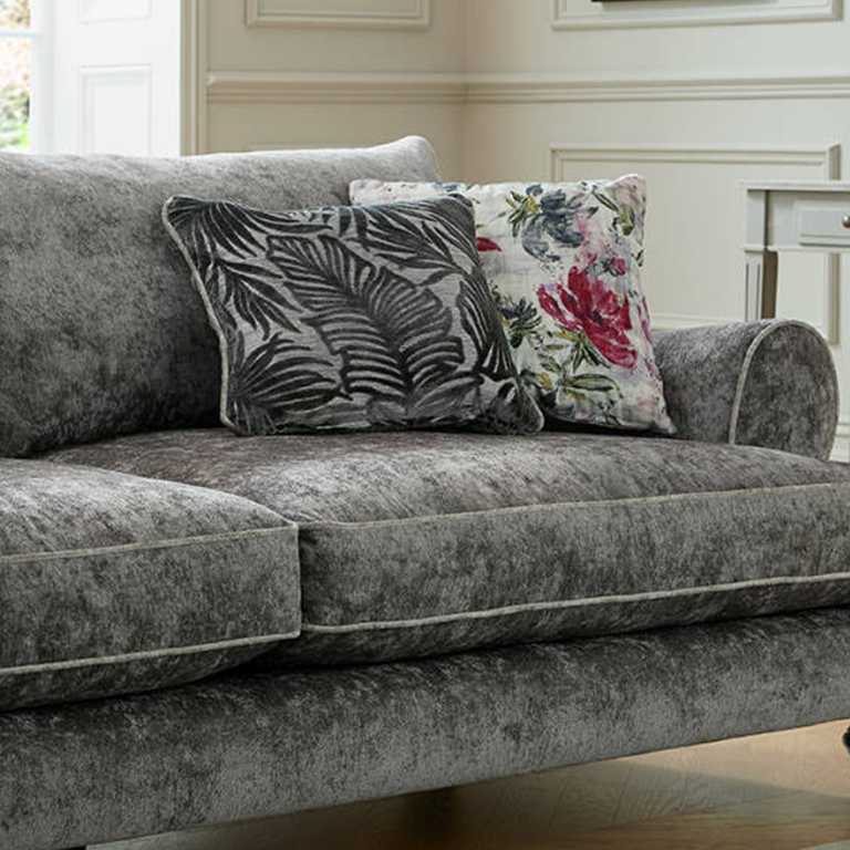 Deborah Pillow Back Love Seat