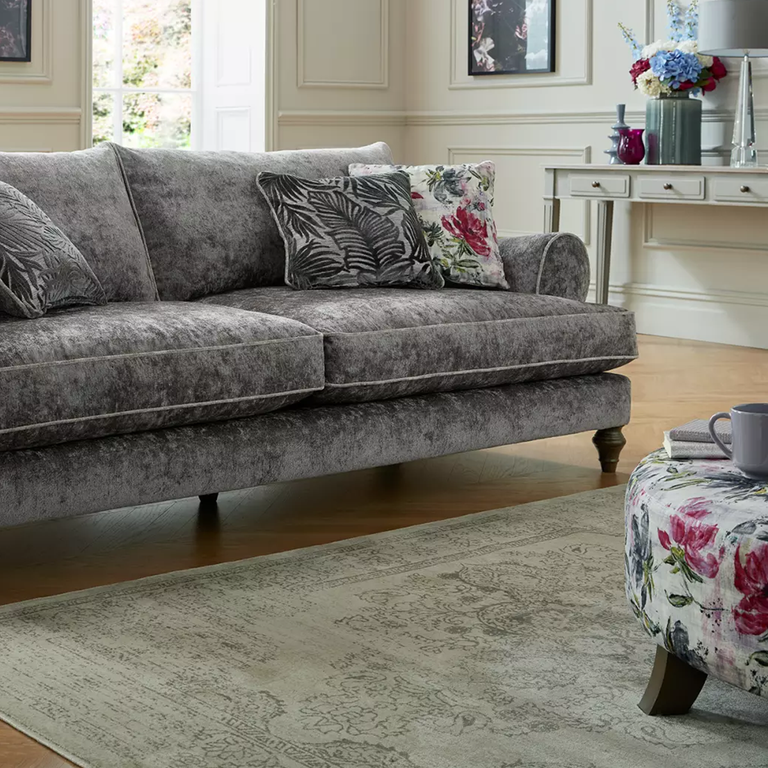 Deborah Formal Love Seat